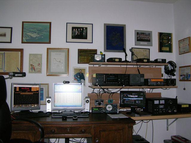 Amateur Funk Mein Station