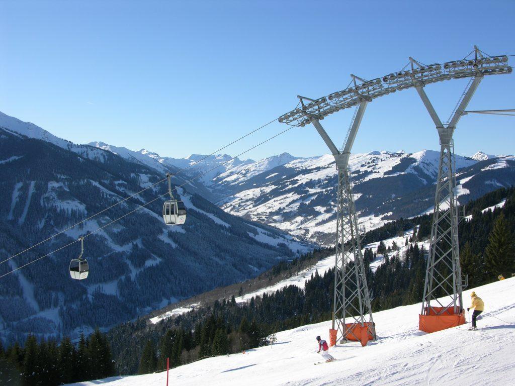 skifahren salzburg
