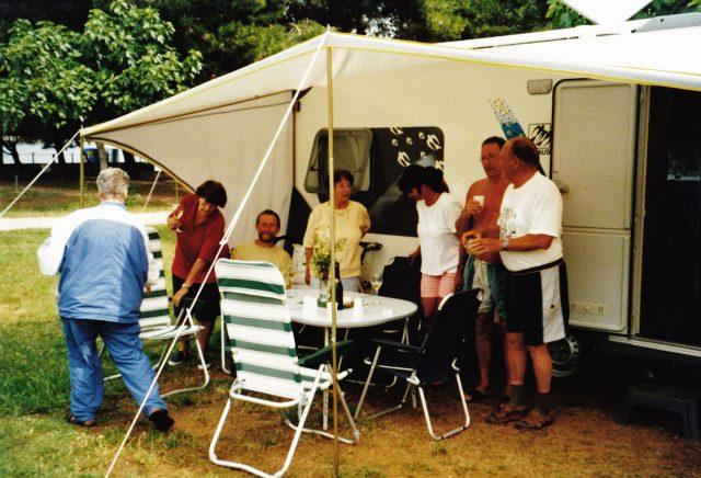 Campen, wintercamping, wintercamping heizung